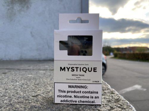 Одноразовый бак для вейпа Mystique вкусипар.рф