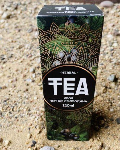 Жидкость Tea хвоя черная смородина вкусипар.рф