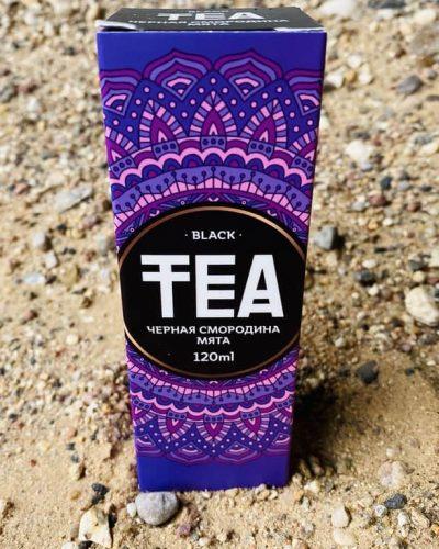 Жидкость Tea черная смородина мята вкусипар.рф