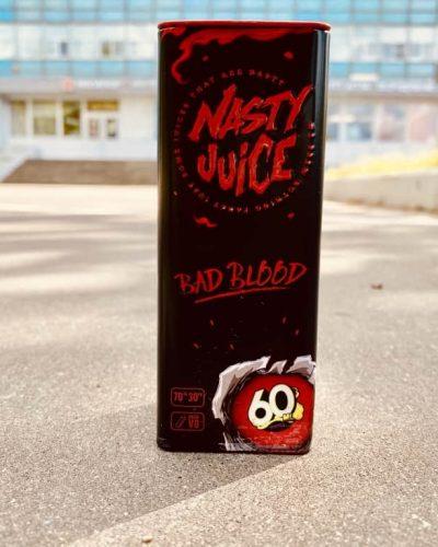 Жидкость Nasty Juice Bad Blood вкусипар.рф