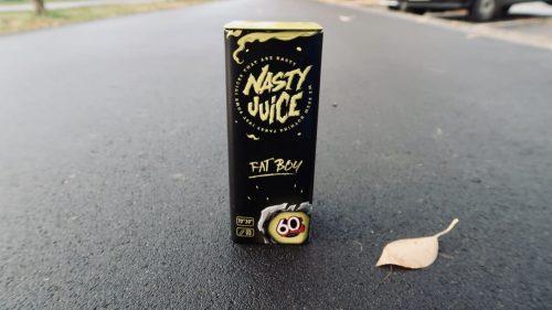 Жидкость Nasty Juice Fat Boy вейм магазин вкуси пар