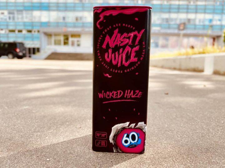Жидкость Nasty Juice Wicked Haze вкусипар.рф