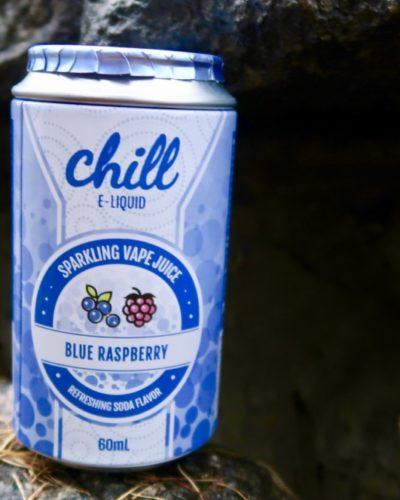 Жидкость Chill Blue Raspberry
