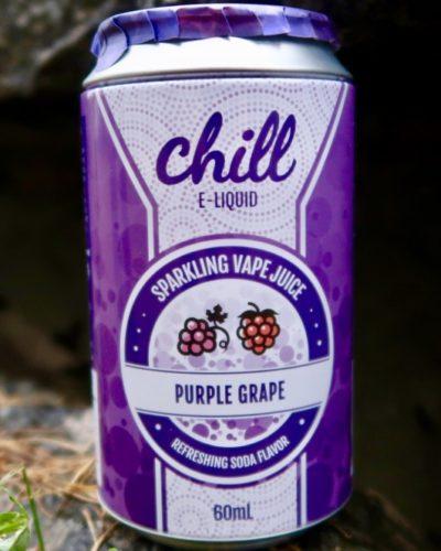 Жидкость Chill Purple Grape