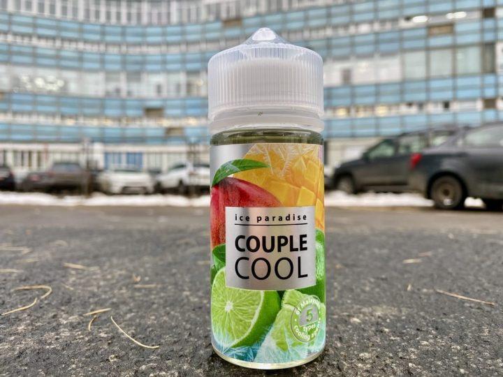 Жидкость Ice Paradise Couple Cool вкусипар.рф