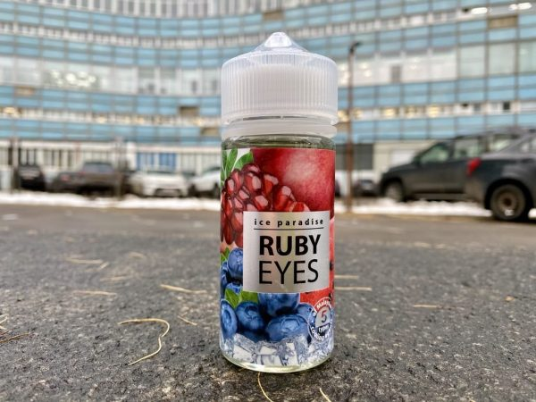 Жидкость Ice Paradise Ruby Eyes раби айс вкусипар.рф