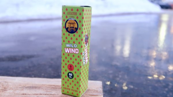Жидкость Aviator Wild Wind
