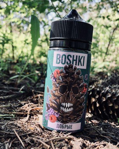 Жидкость Boshki Добрые вкуси пар