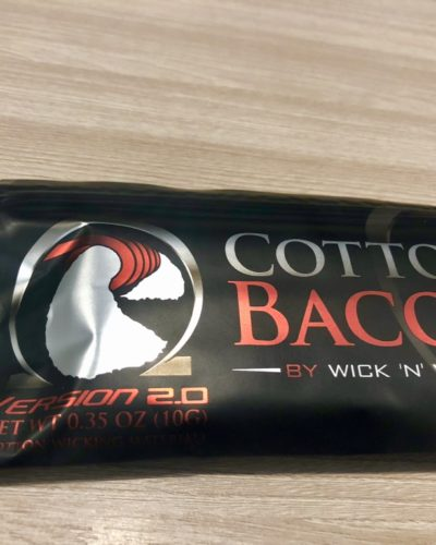 Вата Cotton Bacon v2