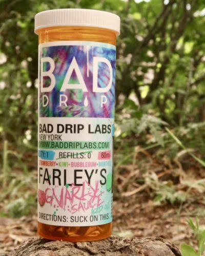 Жидкость Bad Drip Farleys Gnarly Iced Out