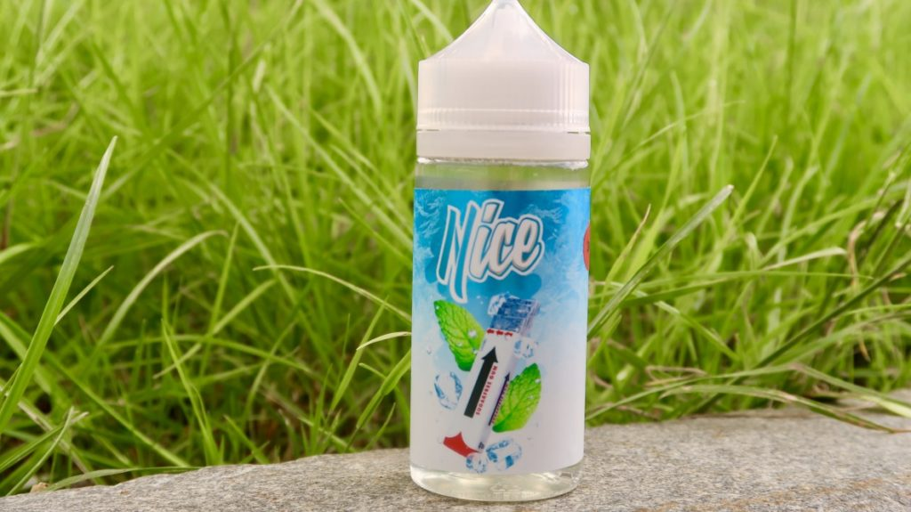 Жидкость Nice Мятная жвачка