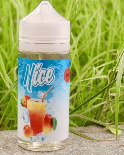 Жидкость Nice холодный персик