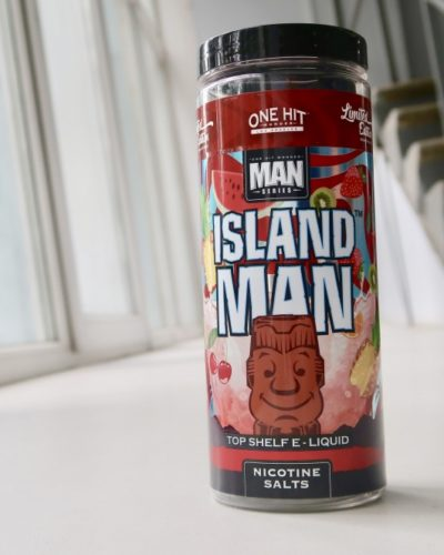Жидкость One Hit Man Island Man