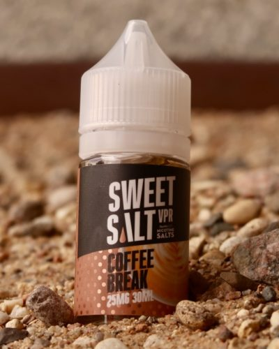 Жидкость Sweet Salt Coffee Break vape