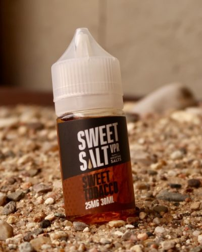 Жидкость Sweet Salt Sweet Tobacco вкуси пар