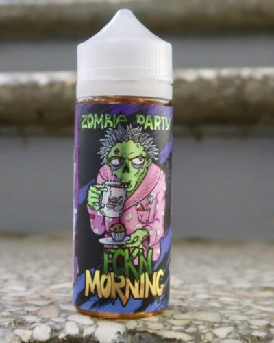 Жидкость Zomby Fckn Morning