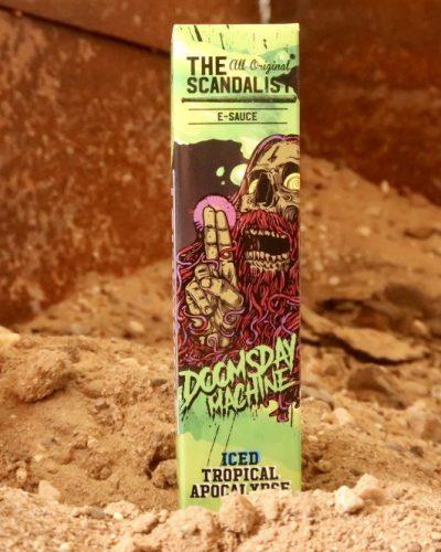 Жидкость the Scandalist Doomsday machine Зеленоград