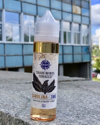 Жидкость Trade Winds Tobacco Carolina Зеленоград