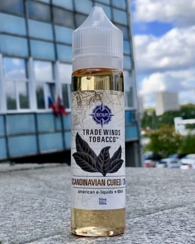 Жидкость Trade Winds Tobacco Scandinavian Cured Москва