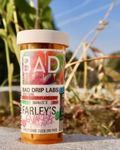 Жидкость Bad Drip Farleys Gnarly Sauce Salt
