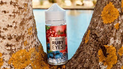 Жидкость Ice Paradise Ruby Eyes купить