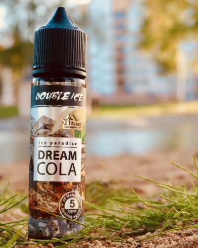 Жидкость Ice Paradise doouble Ice Dream Cola