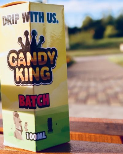 Жидкость Kandy King Batch вкуси пар