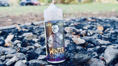 Жидкость Zombie Party Winter is Comming