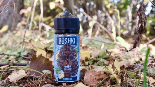 Жидкость Boshki Зимние