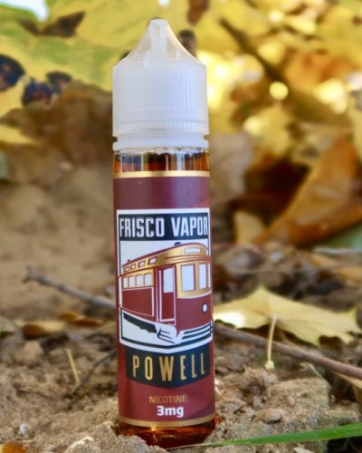 Жидкость Frisco Vapor Powell вкуси пар