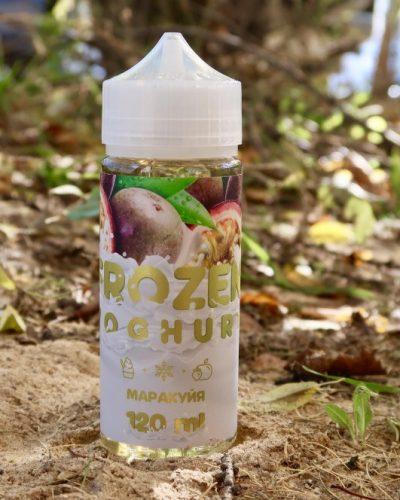 Жидкость Frozen Yoghurt Маракуйя вкуси пар