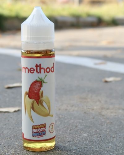 Жидкость Method Banana Berry Breeze