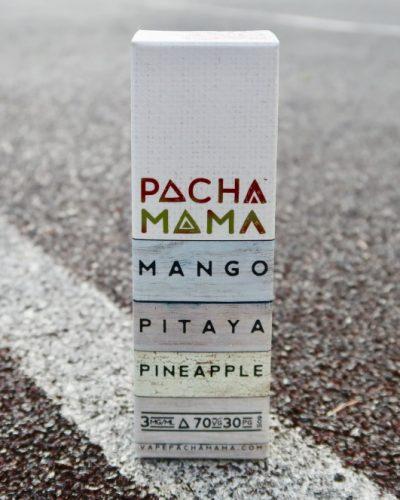 Жидкость Pachamama - Mango Pitaya Pineapple eJuice