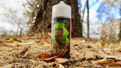 Жидкость Zombie Party Berry Mix