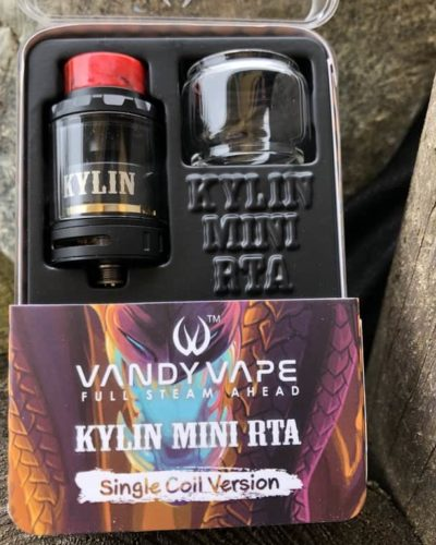 Бак Kylin Mini Rta вкусипар.рф