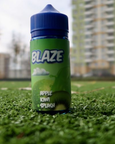 Жидкость Blaze Apple kiwi splash