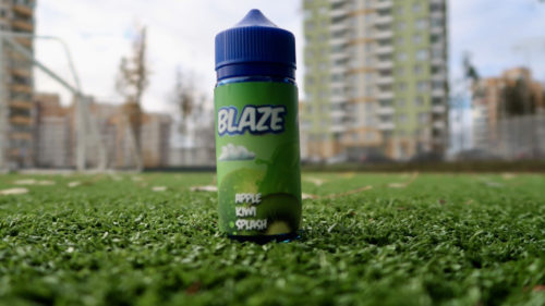 Жидкость Blaze Apple kiwi splash