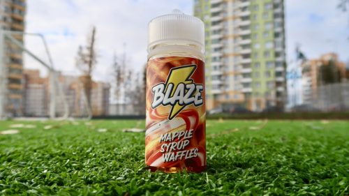 Жидкость Blaze Mapple Syrup Waffles