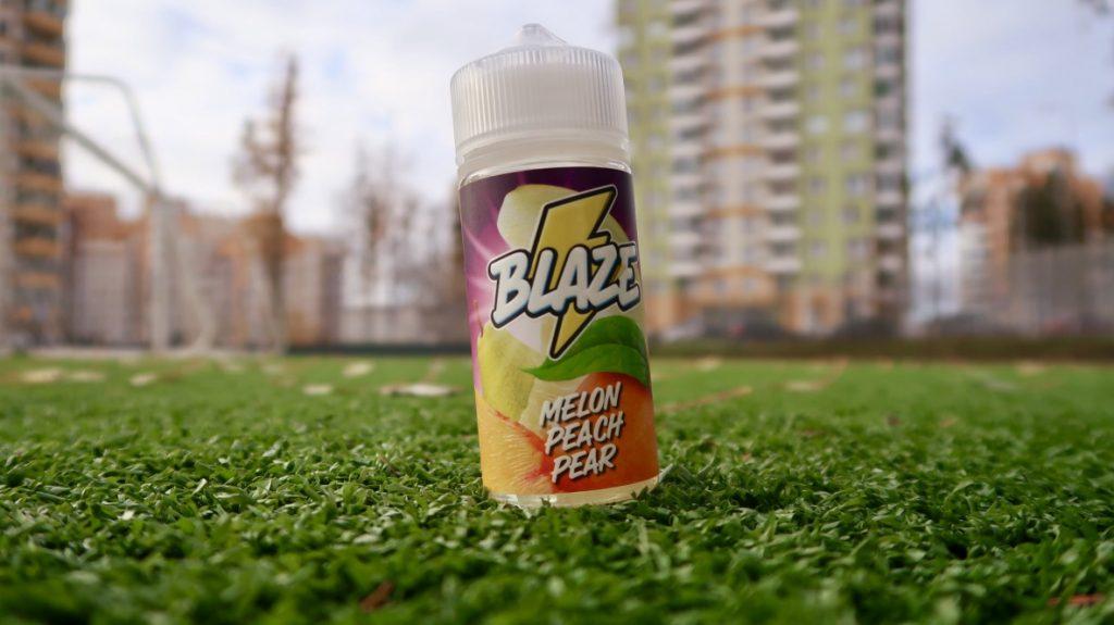 Жидкость Blaze Mellon Peach Pear