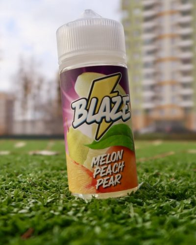 Жидкость Blaze Mellon Peach Pear
