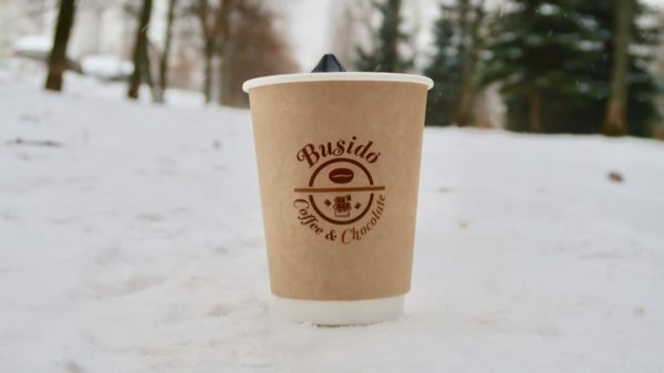 Жидкость Busido Coffee and Chocolate вкуси пар
