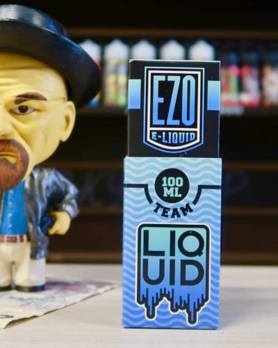 Жидкость Ezo Blue Crush Lemonade