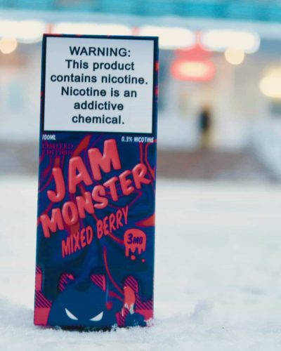 Жидкость Jam Monster Mixed Berry