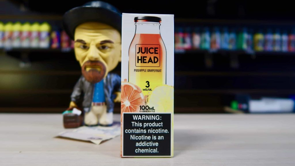 Жидкость Juice Head Pineapple Grapefruit купить