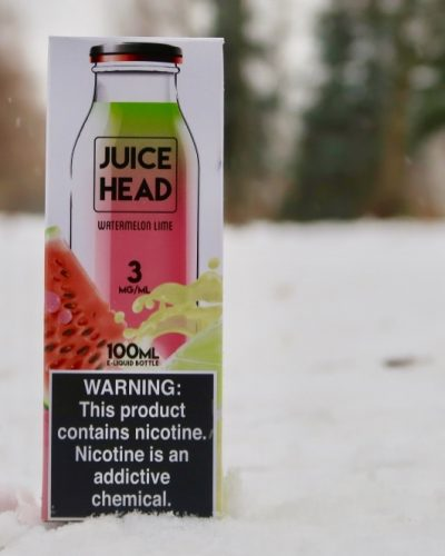 Жидкость Juice Head Watermelon Lime