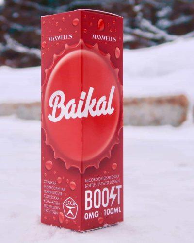 Жидкость Maxwells Baikal Вкуси пар