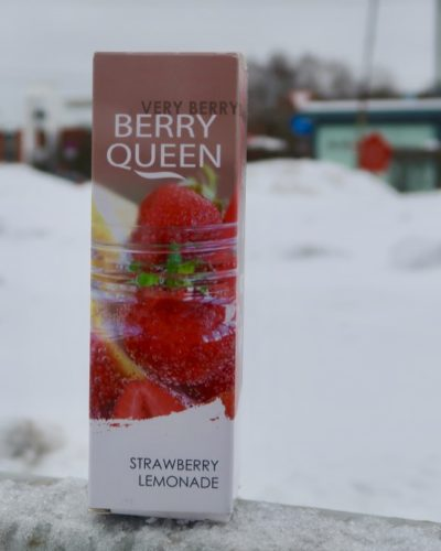 Жидкость Berry Queen Strawberry Lemonade
