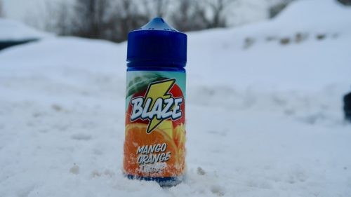Жидкость Blaze Mango Orange Twist
