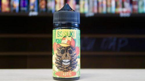 Жидкость Boshki Exotic