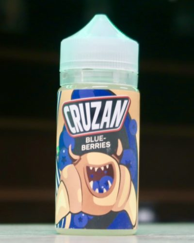 Жидкость Cruzan Blueberries
